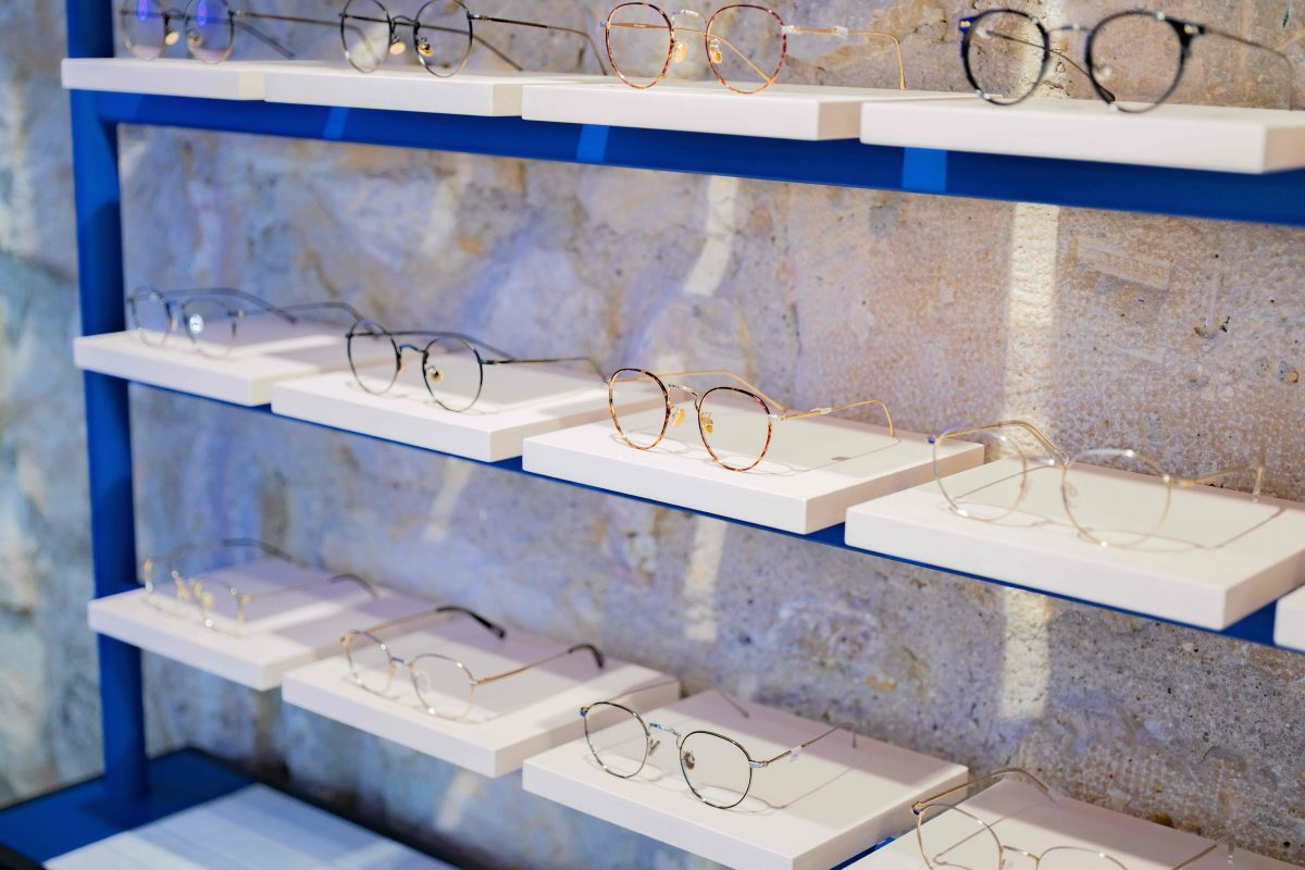 ParisBrooklyn Opticien With Marlow