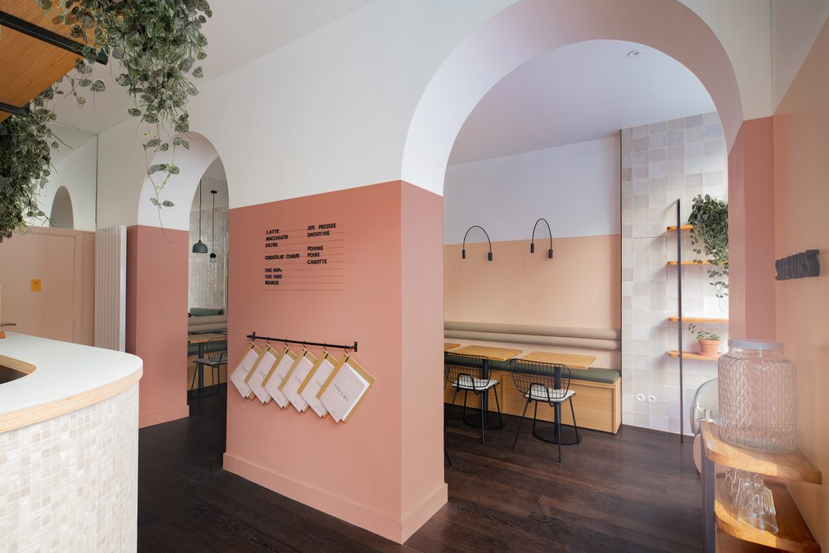 ParisBrooklyn café cantine Soeurs